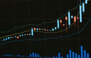 為替や株式のチャート