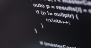 パソコン内のソフトのプログラムのコード