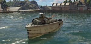 ゲームWar Thunderのドイツ海軍軍艦 LS 3の画像