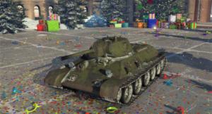 ゲームWar Thunderのソビエト連邦陸軍戦車 T-34 (1941)の画像