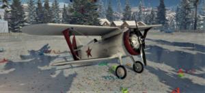 ゲームWar Thunderのソビエト連邦空軍航空機 I-15 Rの画像