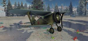ゲームWar Thunderのソビエト連邦空軍航空機 I-15 M-22の画像