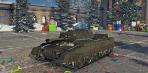 ゲームWar Thunderのイギリス陸軍戦車 Crusader Mk Ⅲの画像