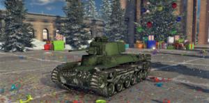 ゲームWar Thunderの大日本帝國陸軍戦車 九七式中戦車改の画像