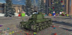 ゲームWar Thunderの大日本帝國陸軍戦車 二式砲戦車の画像
