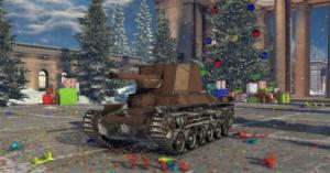 ゲームWar Thunderの大日本帝國陸軍戦車 一式砲戦車の画像