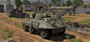 ゲームWar Thunderの中国陸軍戦車 M8 LACの画像