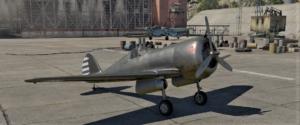 ゲームWar Thunderの中国空軍航空機 CW-21の画像